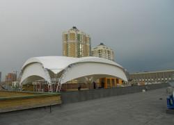 Шатер 15x10 метров Бархан (150 м2)