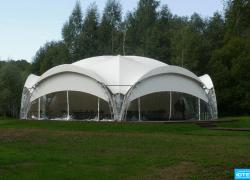 Купить шатер Гексагональ 10
