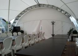 Шатер 8x8 метров Бархан (64 м2)