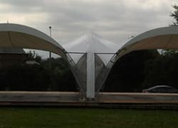 Шатер 5x10 метров (50 м2)