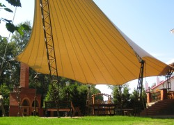 Галерея тентов и шатров ЮТЕКО