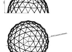 Продажа сферических тентовых конструкций ЮТЕКО
